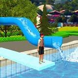 Extreme Water Park Slide: Uphill Rush Giochi sportivi estivi per bambini