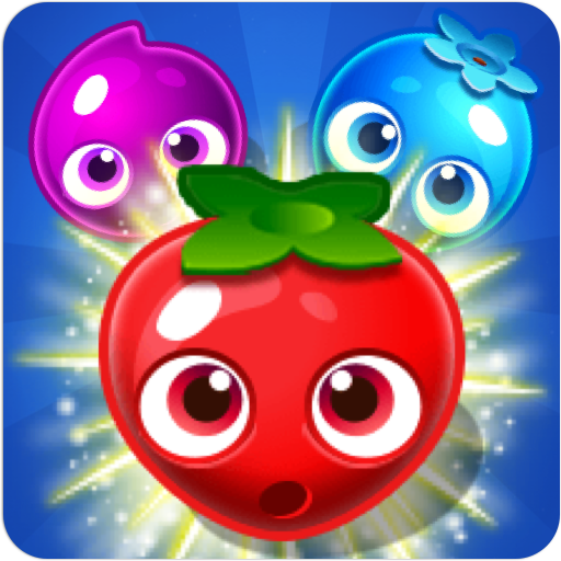Juicy Fresh Fruit Match - Amazing match 3 puzzle game with a twist