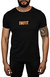Sports and Gym T-Shirts for Men | World Class Quality | Luxuriously Soft | Anti Odour (Solid Black)