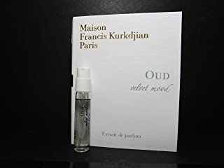 Maison Francis Kurkdjian OUD VELVET MOOD Extrait de Parfum, 2ml Vial Spray With Card