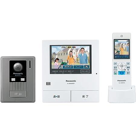 Panasonic 家じゅうどこでもドアホン ワイヤレスモニター付テレビドアホン 電源コード式 VL-SWD501KL