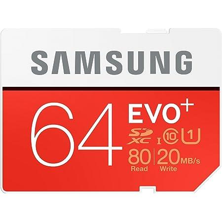 Samsung Speicherkarte Sdxc 64gb Evo Plus Uhs I Grade 1 Computer Zubehör