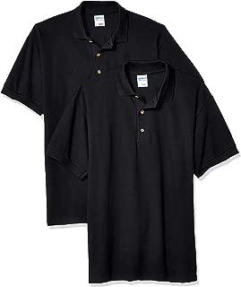 Gildan Men's Ultra Cotton Pique Sport Shirt, 2-Pack