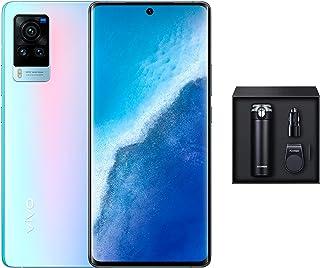 vivo X60 Pro 5G Dual SIM 256GB 12GB RAM, Shimmer Blue with Gift Box