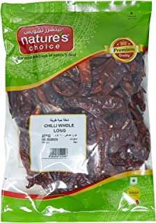 Natures Choice Chili Long Whole Beans - 200 gm