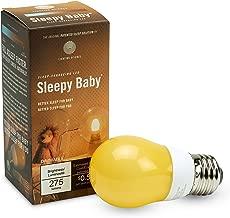 sleepy baby light