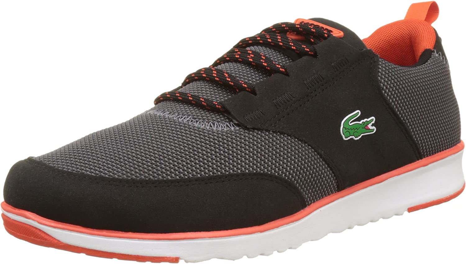 Lacoste Mans L.Ight 317 Bass Trainers