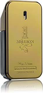 Paco Rabanne. 1 Million Eau De Toilette Vapo. 50 Ml