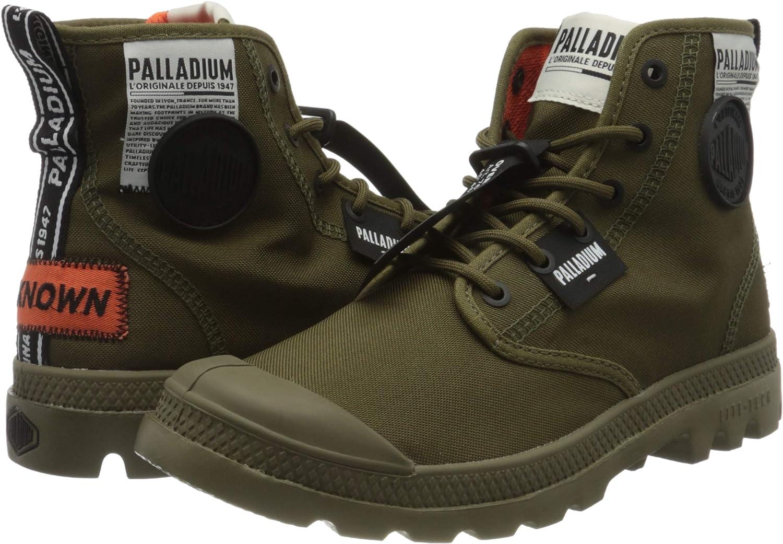 PALLADIUM Mens Hi-Top Sneakers