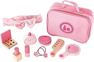 Award Winning Hape Beauty Belongings Kid's Wooden Cosmetics Pretend Play Kit