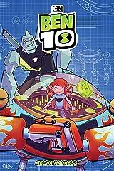 Ben 10 Original Graphic Novel: Mecha Madness Paperback