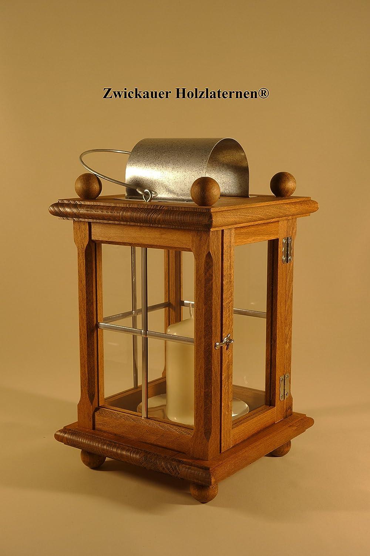 Exklusive Holzlaterne Made in Germany Modell Berta Berta Berta B016TEFMVM | Elegantes Aussehen  75694b