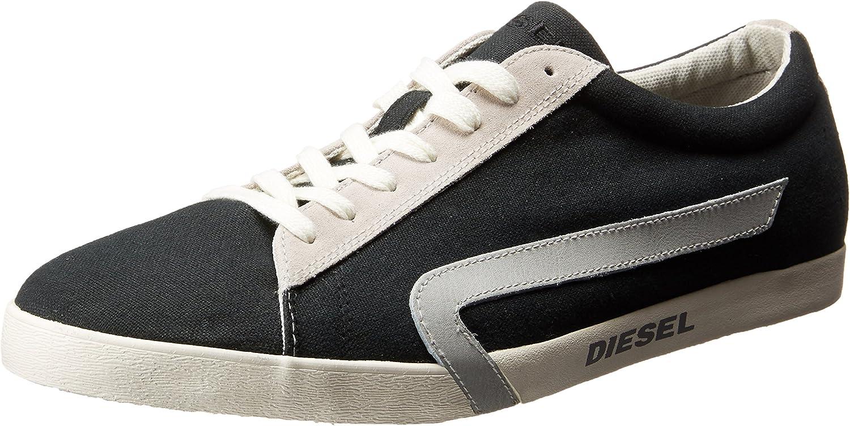 Diesel Mans Rikclub Rikclub Rikclub Bikkren mode skor, svart  Pumus Stone, 9 M USA  garanterat