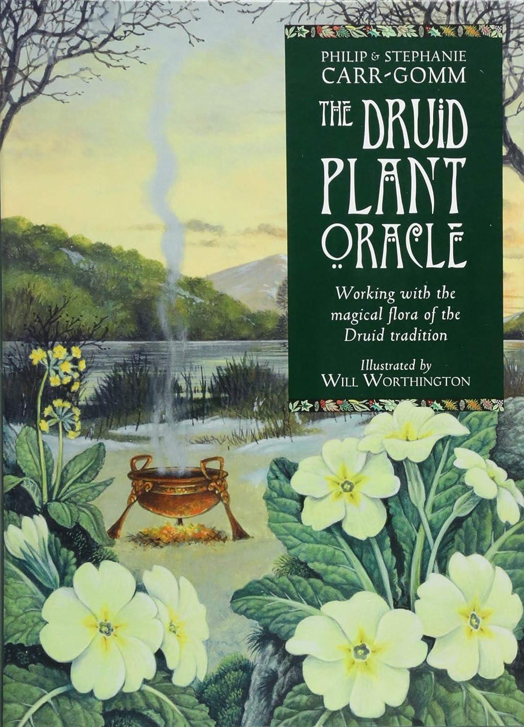 岩王朝指定The Druid Plant Oracle: Working With the Magical Flora of the Druid Tradition