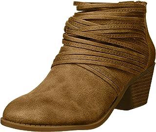 حذاء برقبة للكاحل للنساء من Fergalicious