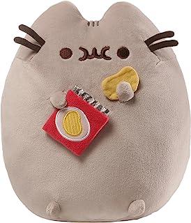 "Best GUND Pusheen Snackables Potato Chip Cat Plush Stuffed Animal, Gray, 9.5"" Review"