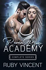 Raven River Academy: Complete Series Kindle Edition