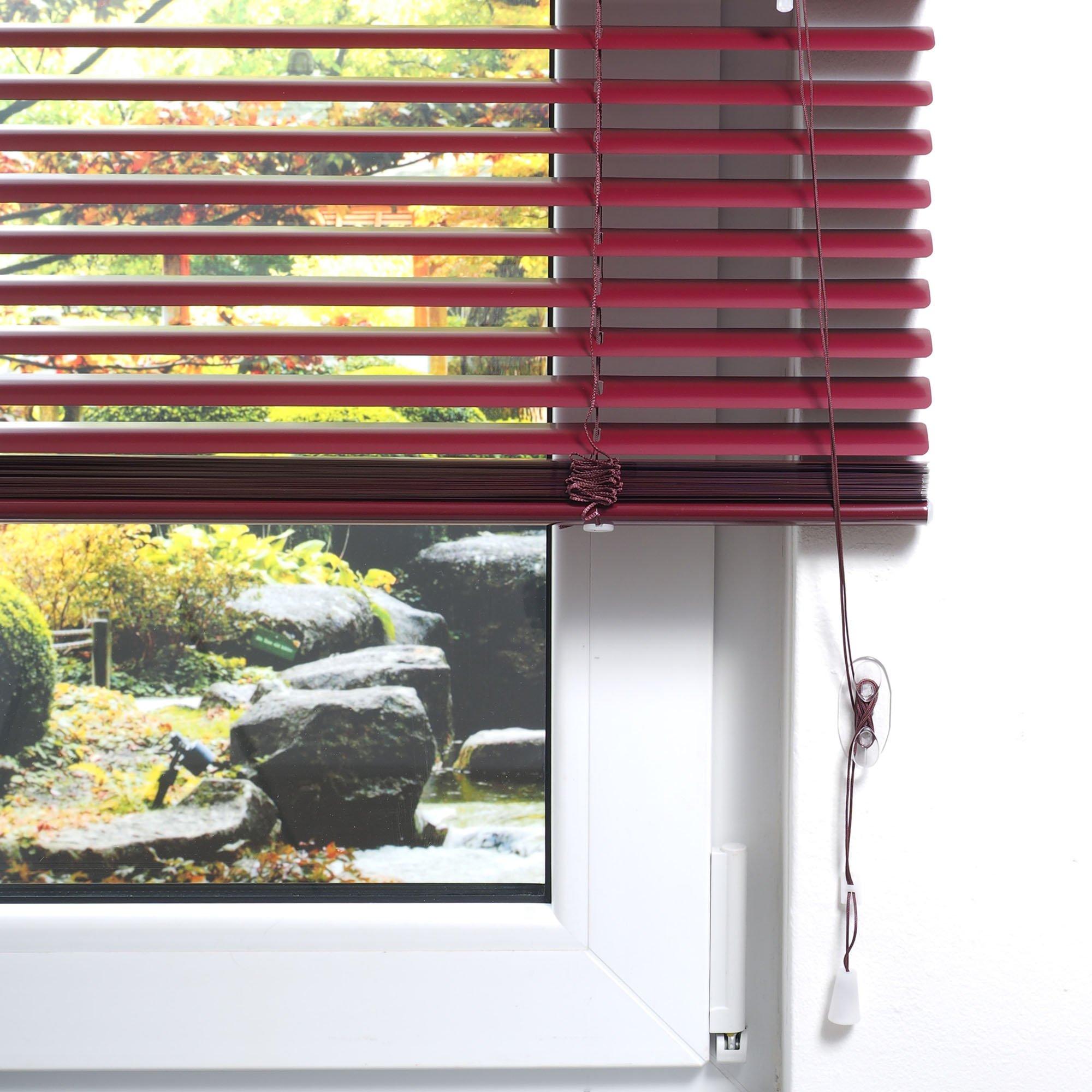 My Deco de aluminio persiana (| puertas y ventanas | Burdeos | 60 ...