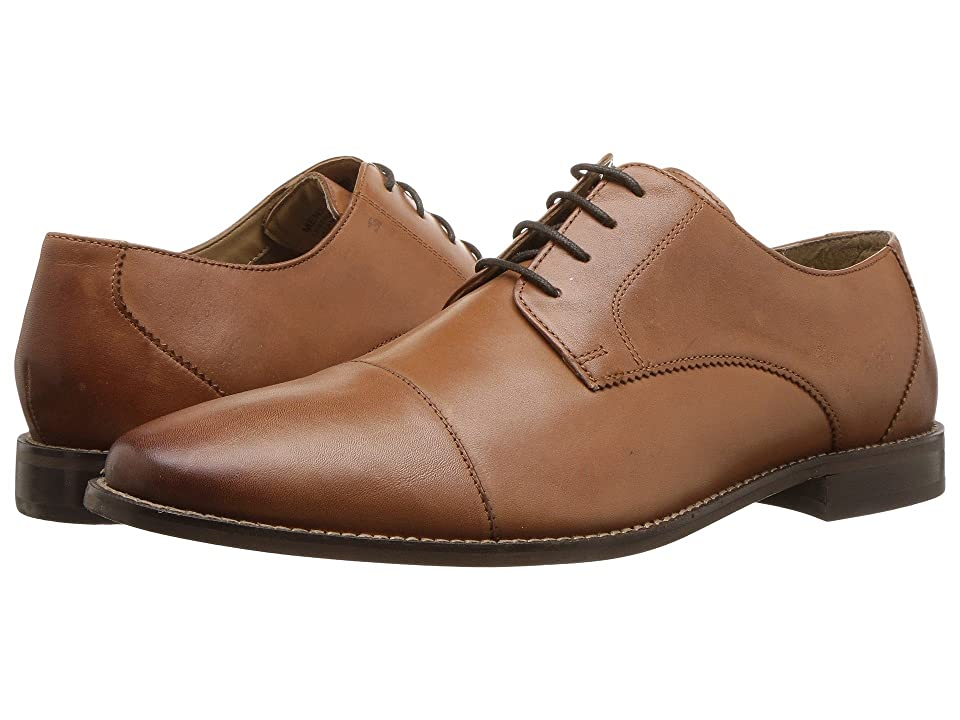 Florsheim Finley Cap-Toe Oxford (Cognac) Men