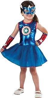 Rubie's Marvel Classic Child's American Dream Costume, Toddler
