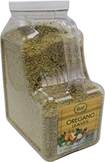 Gel Spice Oregano Leaves Food Service Size - 20oz