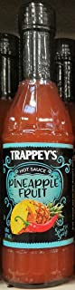Trappey's Pineapple Fruit Hot Sauce 6 oz (Pack of 3)
