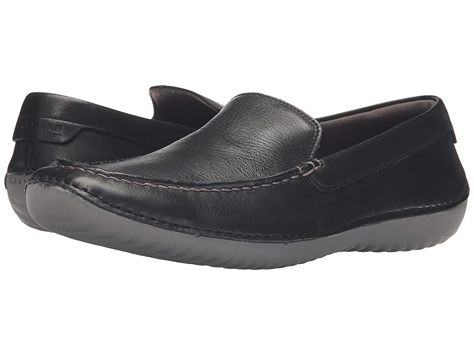 Cole Haan Motogrand Roadtrip Venetian (Black/Ironstone) Men
