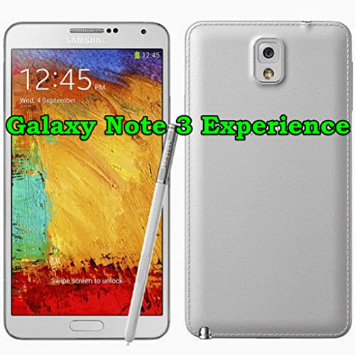 Galaxy Note 3 Experience