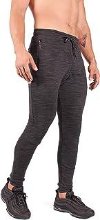 comprar comparacion Ronex Sports Pantalón Largo Ideal para Fitness, Running y Incluso Casual Pantalones Deportivos Hombres Joggers