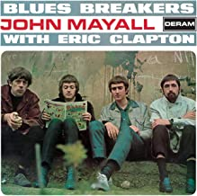 Bluesbreakers With Eric Clapton Limited Translucent