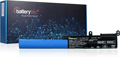 Batterytec Ersatzbatterie f r ASUS Laptop X541U X541UA X541UV R541UA X541SA X541SC Serie ASUS A31N1601 0B110-00440000 10 8V 2200mAh 12 Monate Gew hrleistung Schätzpreis : 31,99 €
