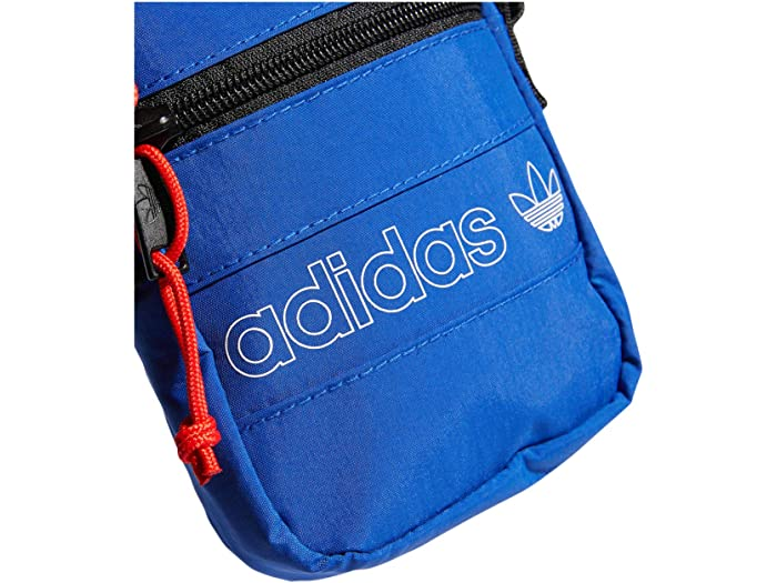 Adidas Originals Festival Bag Crossbody Team Royal Blue Handbags