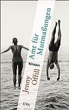 Amt für Mutmaßungen: Roman (German Edition)