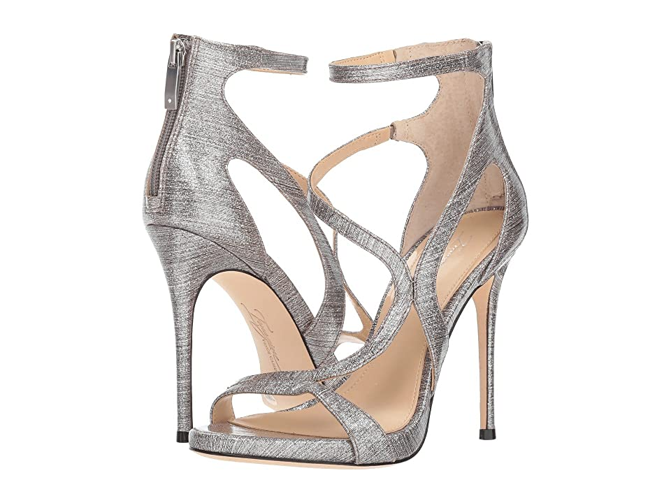 Vince Camuto Demet (Platinum Orion Leather) High Heels