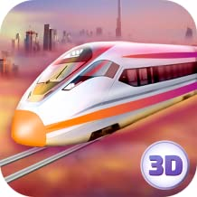 Crazy Train Hard Driving Simulator - Realistic Train Controller