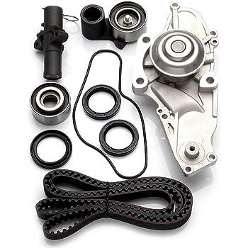 SCITOO Timing Belt Kit Replacement for 03-14 Acura Honda Saturn 3.2L 3.5L 3.7L V6 SOHC