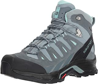 SALOMON Shoes Quest Prime GTX W Le/Stormy Wea/E, Zapatillas