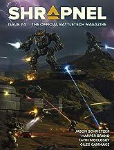 BattleTech: Shrapnel, Issue #4 (BattleTech Magazine)