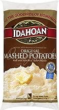 Idahoan Original Mashed Potatoes, Made with Naturally Gluten-Free 100% Real Idaho Potatoes, 5lb Bag (106 Servings)