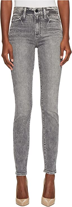 Paige - Hoxton Ultra Skinny in Chelsea Grey