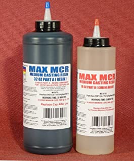MAX MCR Electronic Grade Epoxy Potting Compound- 48 Ounce Kit for Electronic Potting and Encapsulation, Waterproofing, Per...