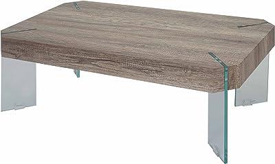 Tavolo Soggiorno Sala da t/è Tavolo da t/è Giapponese Balcone Tavolino Semplice Tavolino in Rattan Tatami Finestra Finestra Tavoli e tavolini Color : Brown, Size : 60 * 44 * 35cm