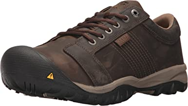 Keen Utility Men's La Conner Low Alloy Toe ESD Work and Construction Shoe