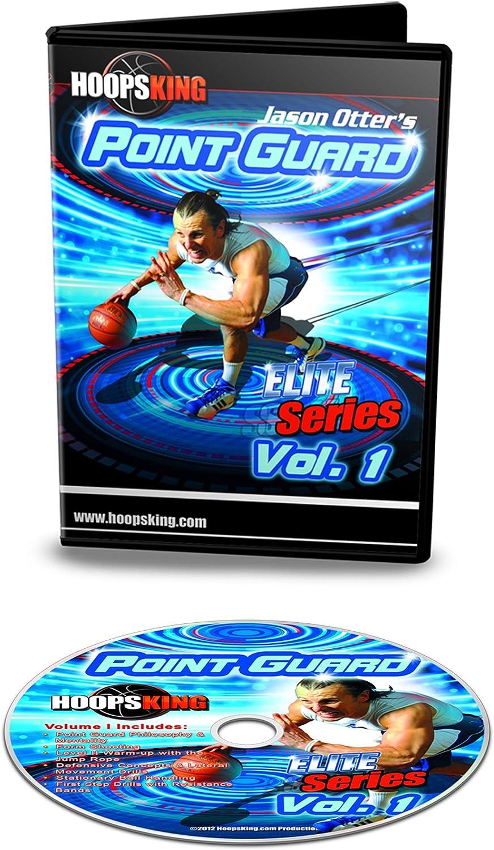 HoopsKing Point Guard Elite Basketball Volume 1 Training Video
