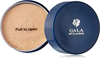Gala of London Pearl Face Powder, Medium, 40g