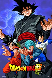 Trends International Dragon Ball: Super - Villain Wall Poster, 22.375