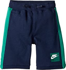 Air Knit Shorts (Little Kids)