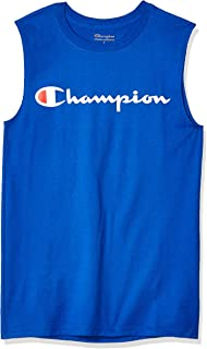 Champion Men's Graphic Jersey Muscle