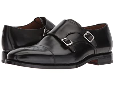Robert Talbott Sausalito (Black Leather) Men