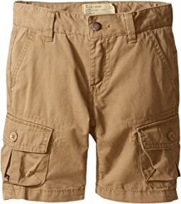 Heritage Cargo Shorts in Twill (Toddler)